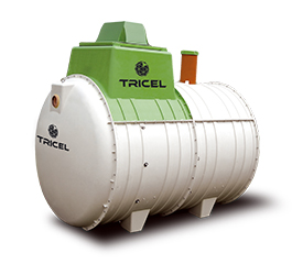 Tricel Novo Wastewater Treatment Plant
