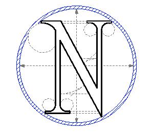 Patrick J. Newell. Logo